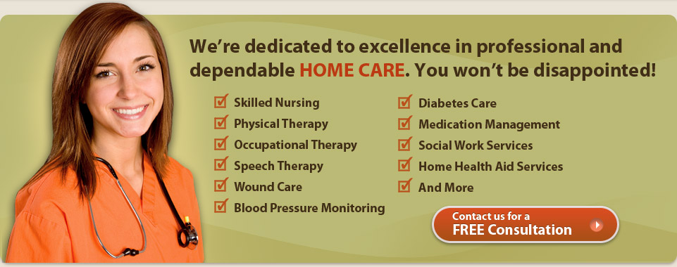 Home Health Care | Little Elm Frisco | Senior Home Care | McKinney Denton Dallas TX